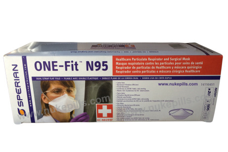 N95 Face Masks Ebola, MERS, Enterovirus,